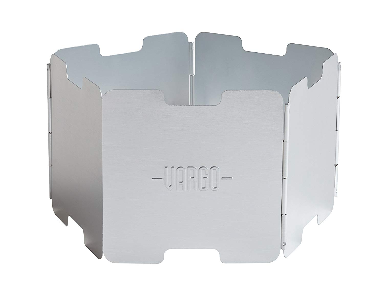 VARGO(バーゴ)/アルミニウムウインドスクリーンナチュラル