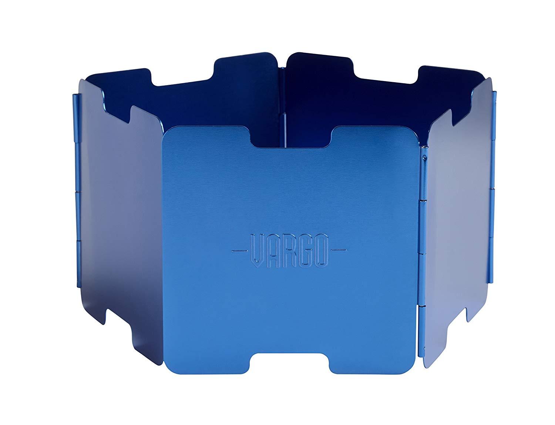 VARGO(バーゴ)/アルミニウムウインドスクリーン ブルー