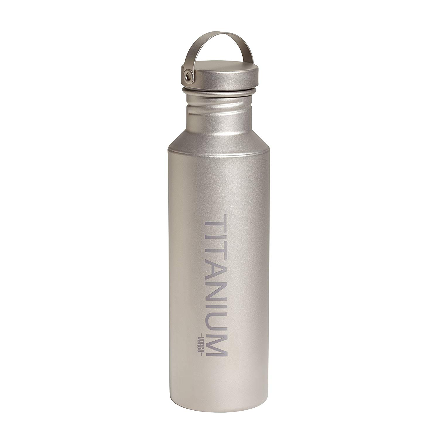 Water Bottle w Titanium Lid