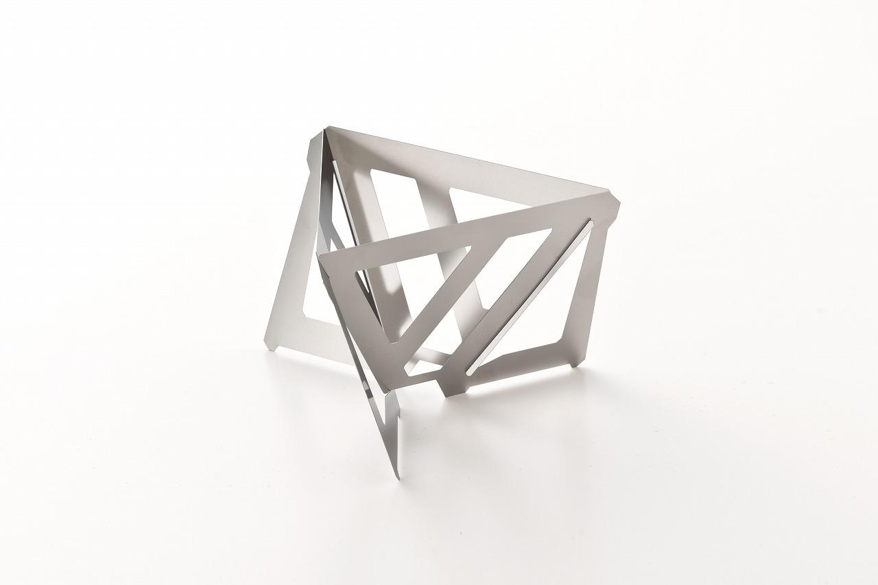 Tetra Drip 02S(ステンレス、Lサイズ)