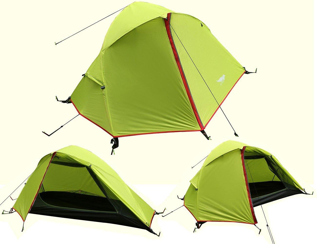 1人用テント