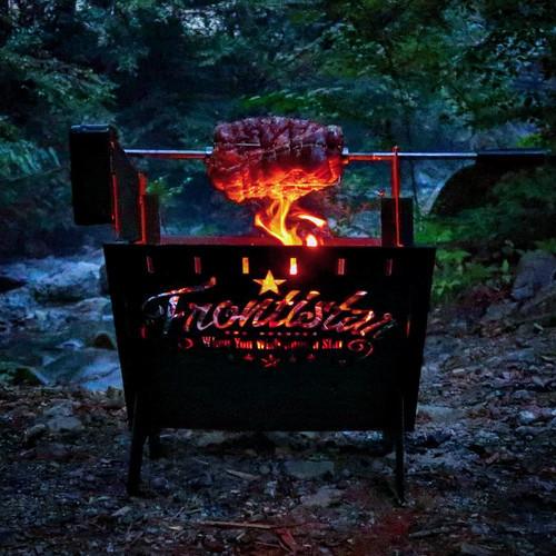 FRONTISTAR(フロンティアスター)/焚き火台