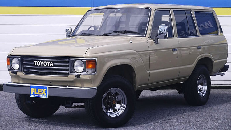 TOYOTA(トヨタ)/Land Cruiser 60
