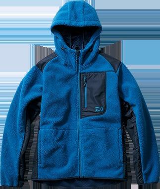 DJ-9007(ボアフリースジャケット) / Moroccan blue
