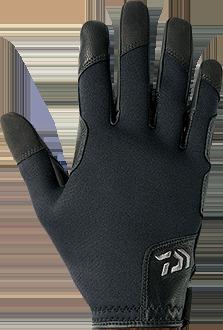 DG-7207W(クロロプレン防寒ジギンググローブ フルカバー) / Black