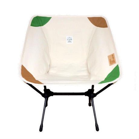 【T.S.L CUB】×【Helinox】corner paint comfort chair