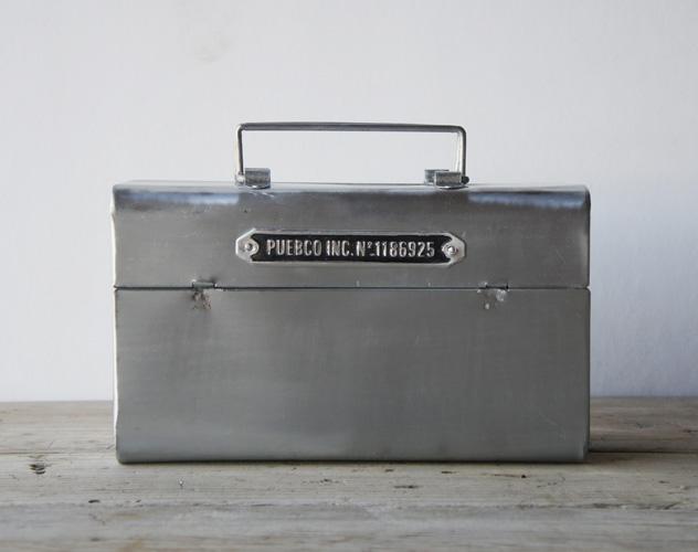 PUEBCO(プエブコ)/STEEL TOOL BOX