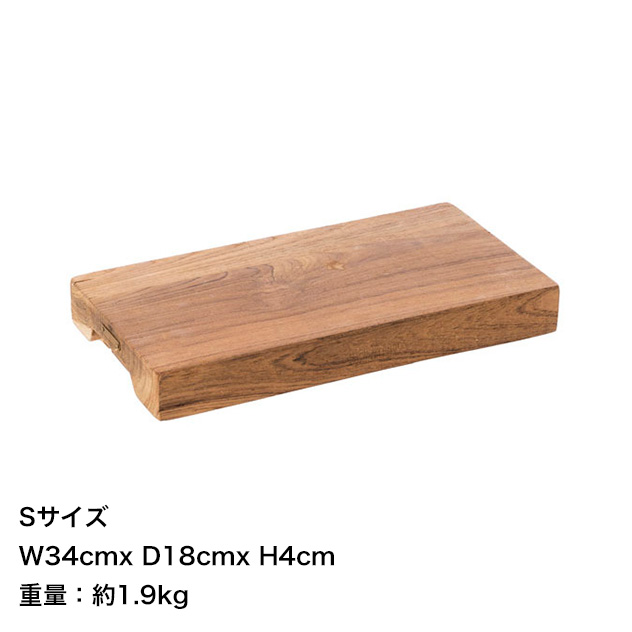 PUEBCO(プエブコ)/THICK CUTTING BOARD [18 x 34]