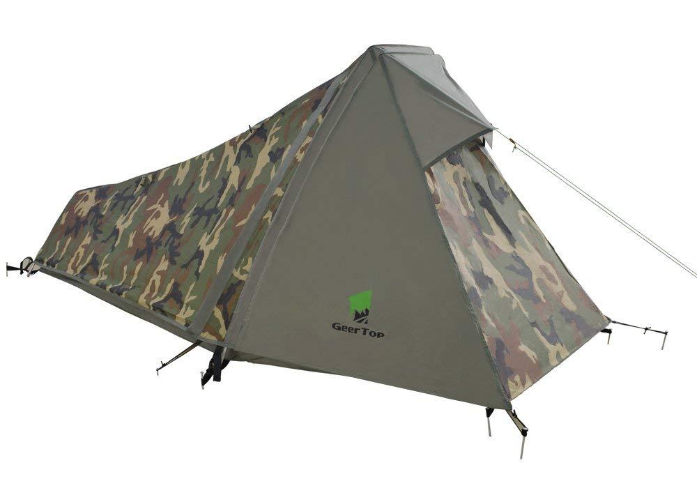 テント 1人用