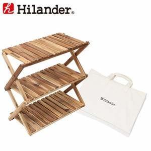 Hilander(ハイランダー)/3段ウッドラック