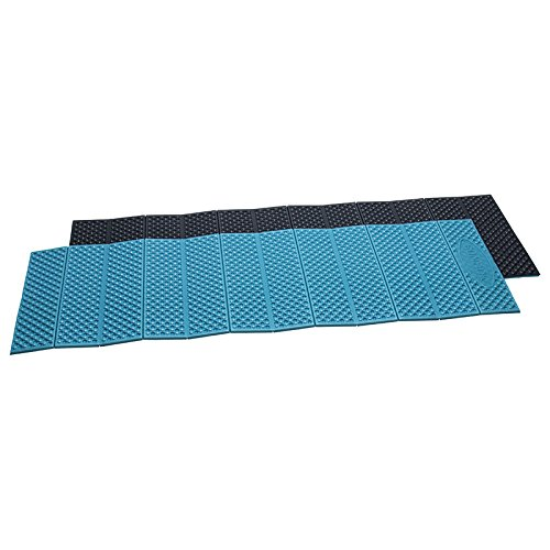 BUNDOK(バンドック)/フォールディング マット 60×180cm ブルー BD-513B