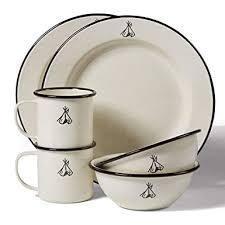 PENDLETON(ペンドルトン)/ホーロー皿