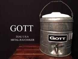 GOTT(ゴッツ)/メタルジャグ