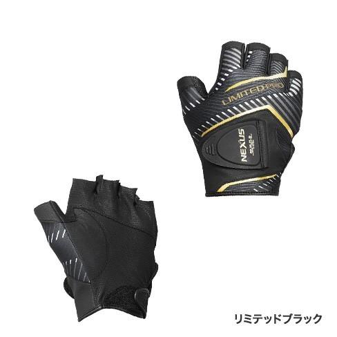 SHIMANO(シマノ)/NEXUS・レザノヴァ® マグネットグローブ5 LIMITED PRO / GL-144R