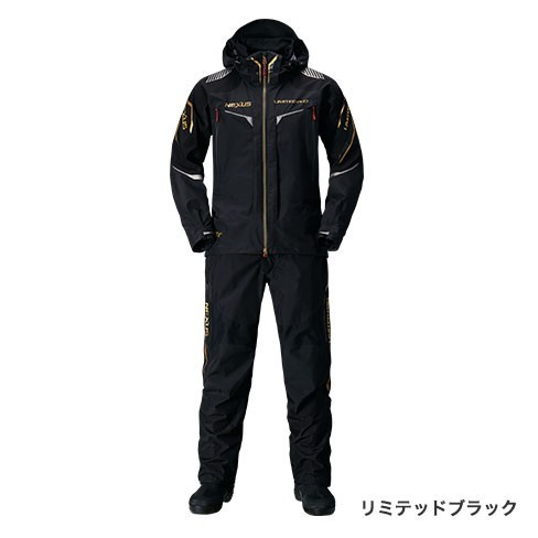 SHIMANO(シマノ)/NEXUS・GORE-TEX® RAINSUIT LIMITED PRO /  RA-112Q
