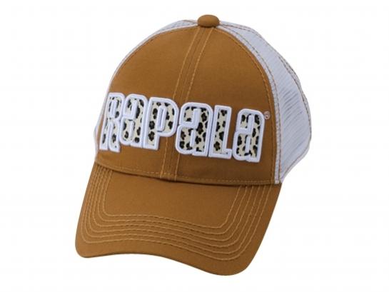 RAPALA(ラパラ)/レパード ロゴ メッシュ キャップ