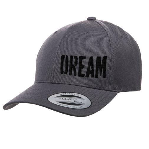 Megabass(メガバス)/【BIG BASS DREAMS】CURVED BILL HAT DREAM GRAY