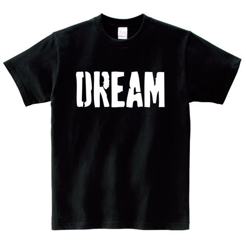 【BIG BASS DREAMS】T-SHIRT DREAM BLACK
