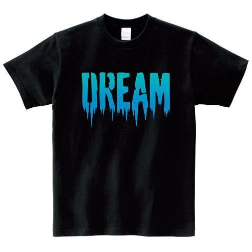 【BIG BASS DREAMS】T-SHIRT DREAMSICLE BLACK