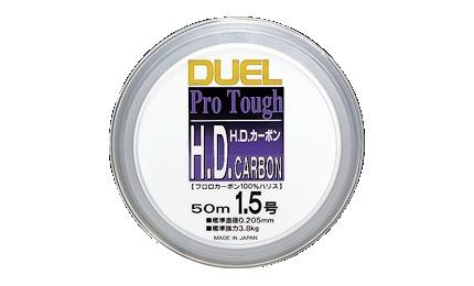 DUEL(デュエル)/H.D.カーボン® 50m