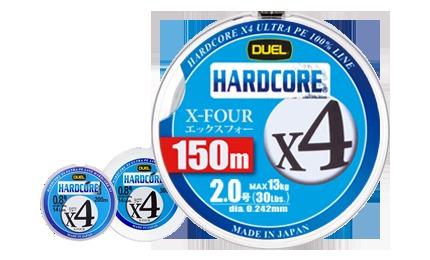 DUEL(デュエル)/HARDCORE® X4