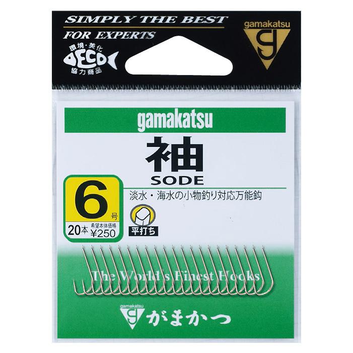 Gamakatsu(がまかつ)/袖(赤) 12001