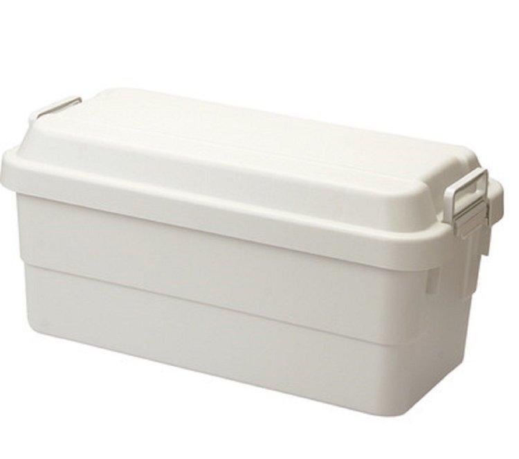 無印良品(MUJI)/ポリプロピレン頑丈収納ボックス
