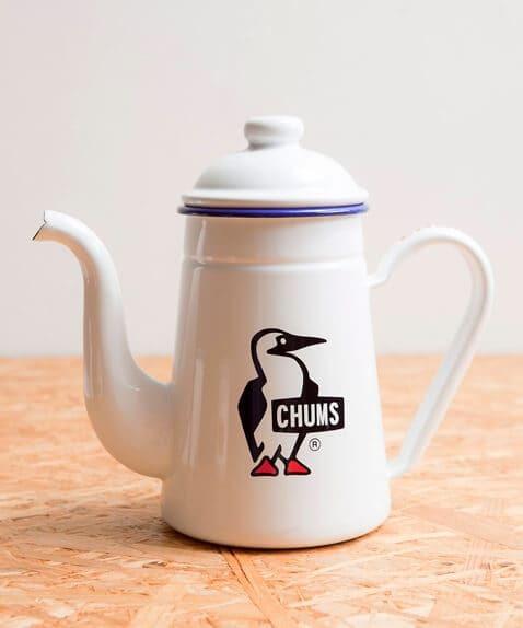 CHUMS(チャムス)/ホーローコーヒーポット