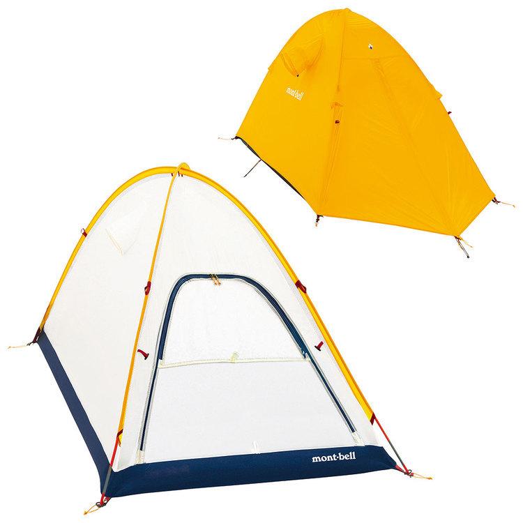 mont-bell(モンベル)/ステラリッジ テント 1型