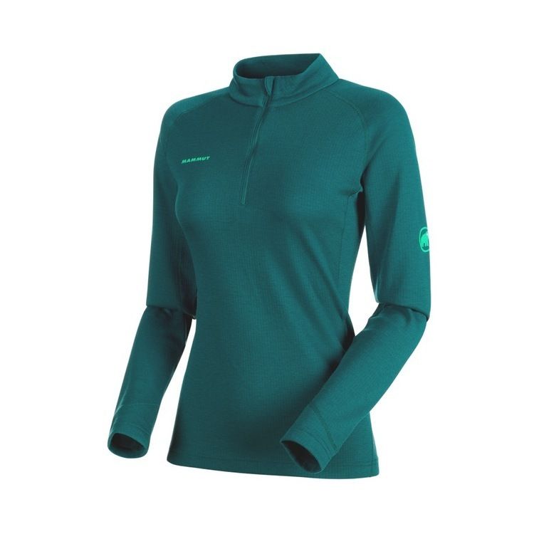 MAMMUT(マムート)/PERFORMANCE Thermal Zip long Sleeve Women