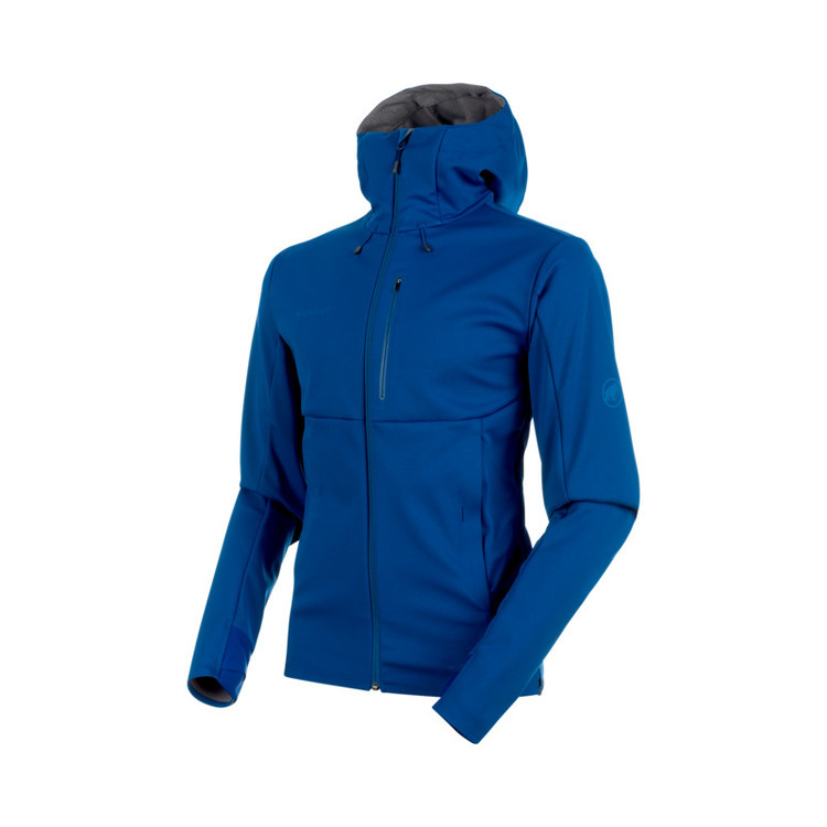 MAMMUT(マムート)/Ultimate V SO Hooded Jacket AF Men