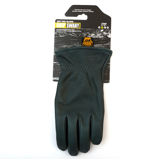 Grip Swany(グリップスワニー)/[G-50] LEATHER WORK GLOVE / BLUE