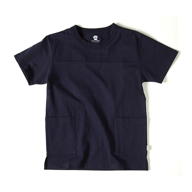 Grip Swany(グリップスワニー)/[GSC-23] CAMP POCKET T SHIRT / NAVY