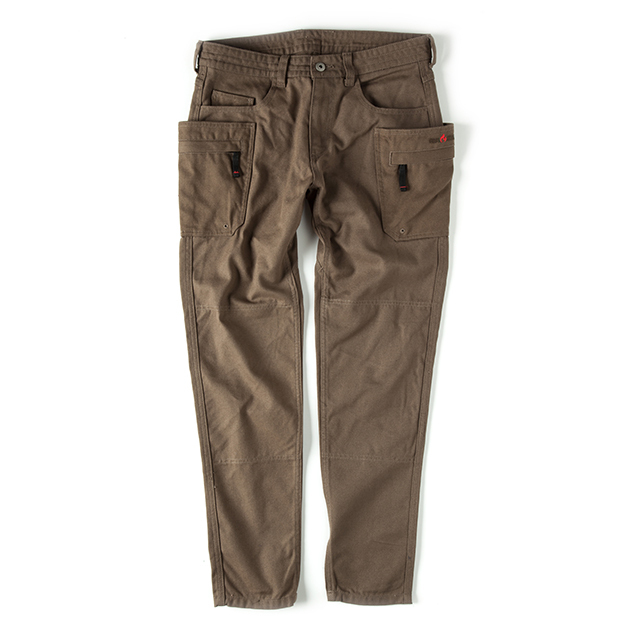 Grip Swany(グリップスワニー)/[GSP-46] FIREPROOF PANTS / OLIVE