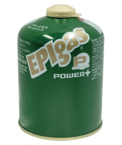 EPIgas(イーピーアイガス)/GAS CARTRIDGES 500パワープラスカートリッジ