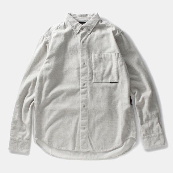 フレミングスロープロングスリーブシャツ