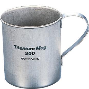 チタンマグカップ300