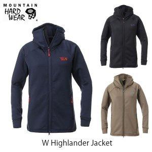 Mountain Hardwear(マウンテンハードウェア)/W ハイランダージェケット