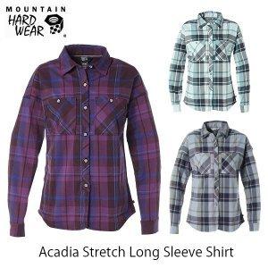 Mountain Hardwear(マウンテンハードウェア)/アカディアストレッチロングスリーブシャツ