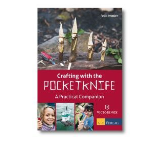 Victorinox(ビクトリノックス)/'Crafting with the Pocket Knife'' A Practical Companion 英語(US)