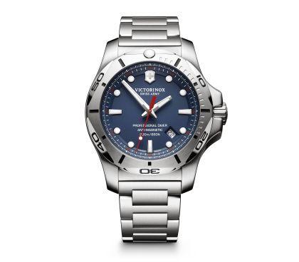 Victorinox(ビクトリノックス)/I.N.O.X. Professional Diver ブルー  45 mm