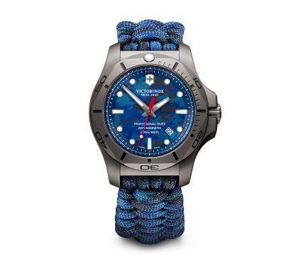 I.N.O.X. Professional Diver Titanium ブルー  45 mm