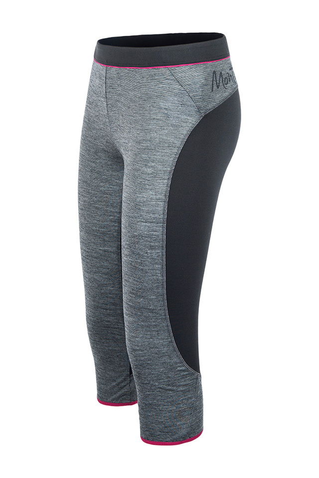 RUN WOOL 3/4 PANTS WOMAN
