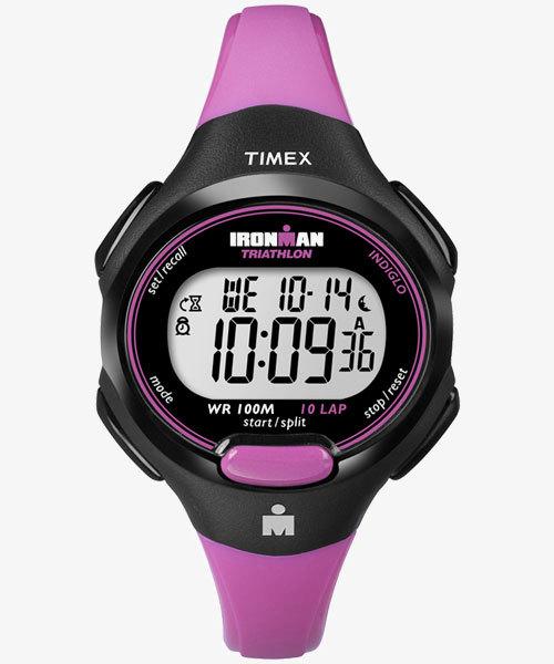 TIMEX(タイメックス)/アイアンマン 10ラップ ミッドサイズ ピンク