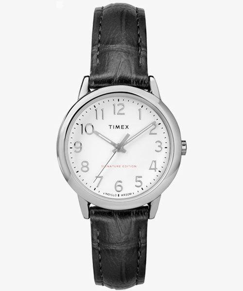 TIMEX(タイメックス)/イージーリーダー シグネチャー 30mm ブラック