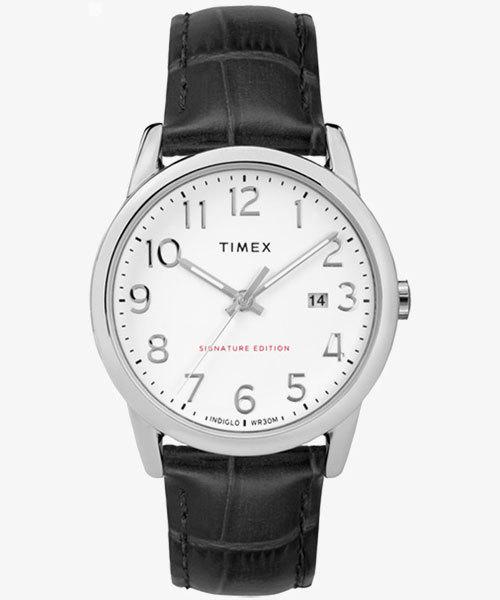 TIMEX(タイメックス)/イージーリーダー シグネチャー 38mm ブラック