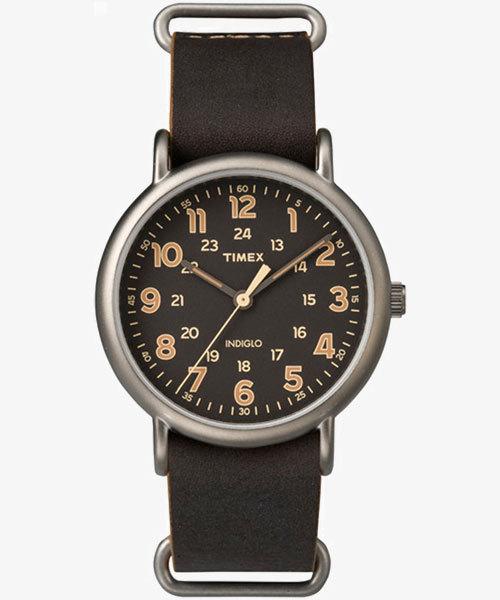 TIMEX(タイメックス)/ウィークエンダー 40mm アンティーク ブラック