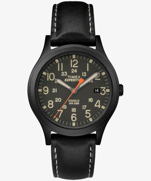 TIMEX(タイメックス)/エクスペディション スカウト メタル 36mm ブラック