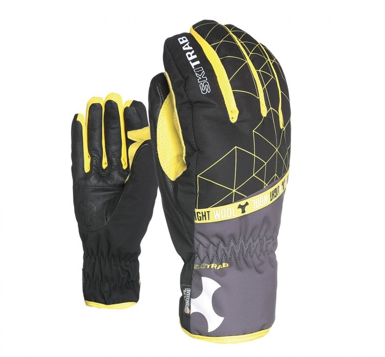 GUANTO K LIGHT EVO WOOL 2.0