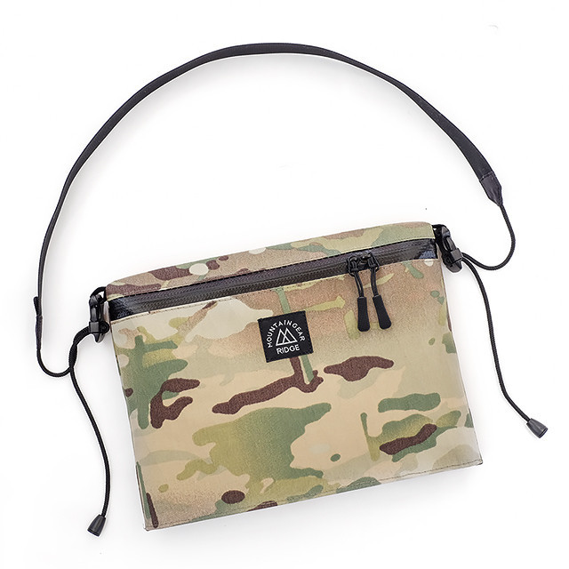 RIDGE MOUNTAIN GEAR(リッジマウンテンギア)/Shoulder Pack X-Pac MultiCam